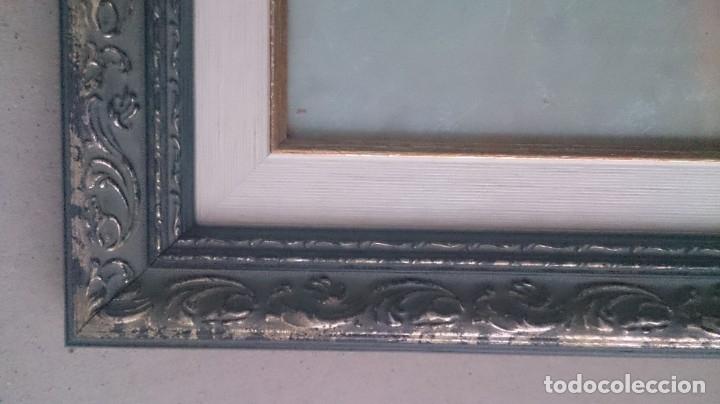 Arte: Segundo MATILLA (óleo sobre tablex)40x15ctms firmado - Foto 5 - 182172502