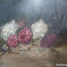 Arte: PINTURA BODEGÓN ÓLEO SOBRE TABLA IMPRESIONISTA FINALES SIGLO XIX PRINCIPIOS SIGLO XX. Lote 182216745