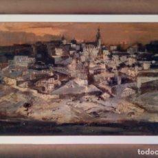 Arte: OBRA DEL PINTOR JOSÉ BEULAS. Lote 182421455
