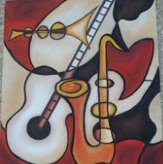 Arte: LOS COLORES DE LA MUSICA. Lote 182561870