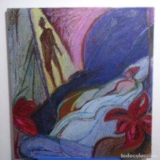 Arte: ÓLEO SOBRE TELA ANONIMO DE GRAN COLORIDO.. Lote 182650686
