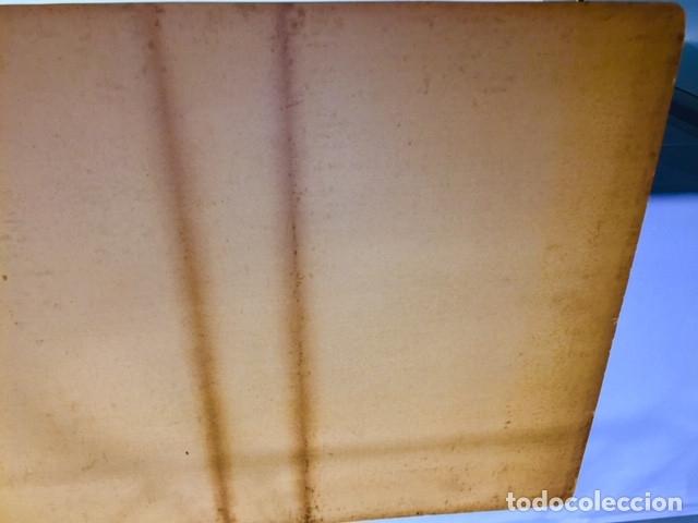 Arte: TITULADO ERUZIONE-FIRMADO-FECHADO 1.822 - Foto 4 - 56320077