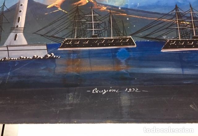 Arte: TITULADO ERUZIONE-FIRMADO-FECHADO 1.822 - Foto 8 - 56320077