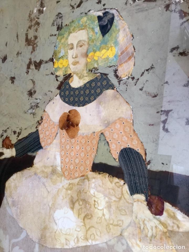 ENRIC PERÉ SOLANILLA ( OLOT 1963) MENINA DE GRAN FORMATO (Arte - Pintura - Pintura al Óleo Contemporánea )
