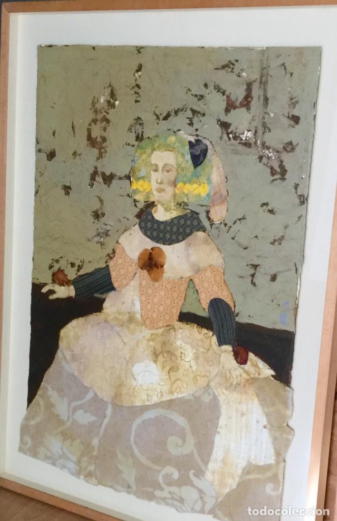 Arte: ENRIC PERÉ SOLANILLA ( Olot 1963) MENINA de gran formato - Foto 2 - 182767657