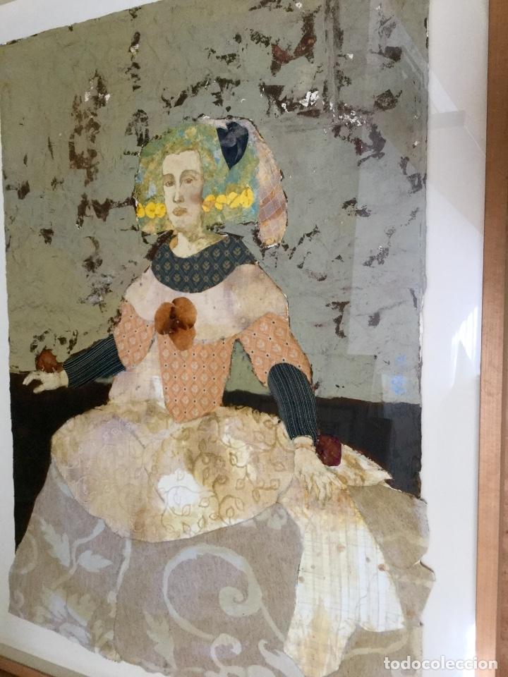 Arte: ENRIC PERÉ SOLANILLA ( Olot 1963) MENINA de gran formato - Foto 4 - 182767657