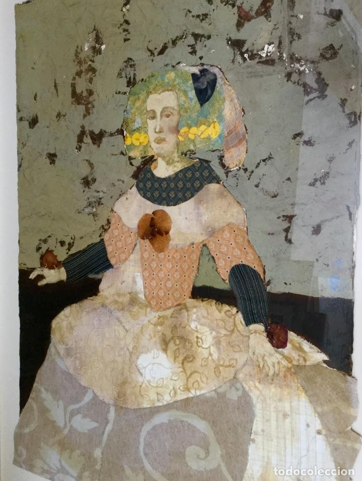Arte: ENRIC PERÉ SOLANILLA ( Olot 1963) MENINA de gran formato - Foto 5 - 182767657