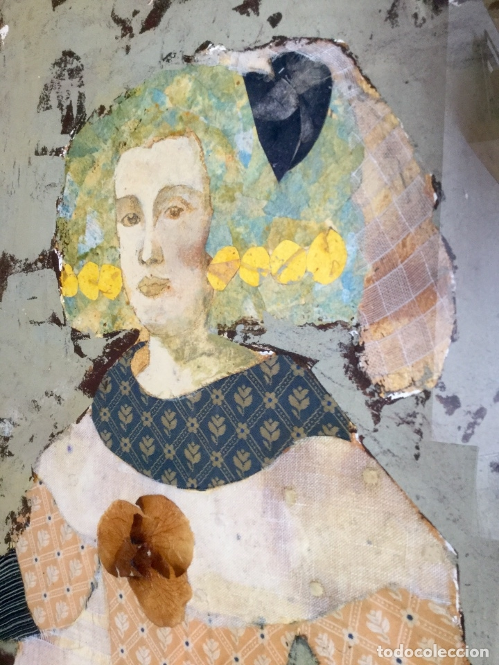 Arte: ENRIC PERÉ SOLANILLA ( Olot 1963) MENINA de gran formato - Foto 6 - 182767657