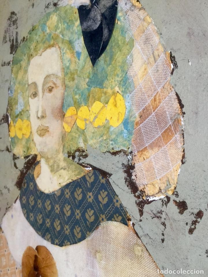 Arte: ENRIC PERÉ SOLANILLA ( Olot 1963) MENINA de gran formato - Foto 13 - 182767657