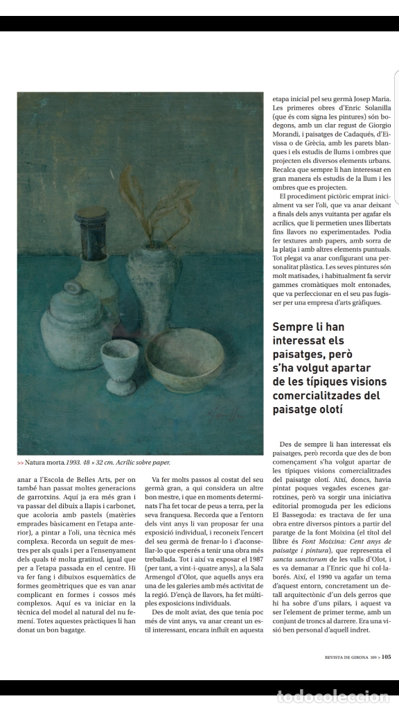 Arte: ENRIC PERÉ SOLANILLA ( Olot 1963) MENINA de gran formato - Foto 21 - 182767657