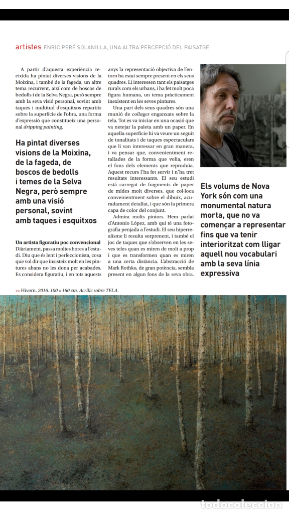 Arte: ENRIC PERÉ SOLANILLA ( Olot 1963) MENINA de gran formato - Foto 22 - 182767657