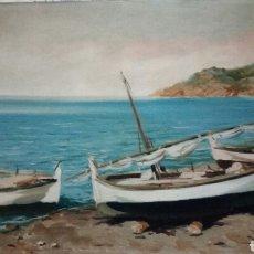 Arte: OLEA,MARINA FIRMADO DESCONOZCO. Lote 182778071