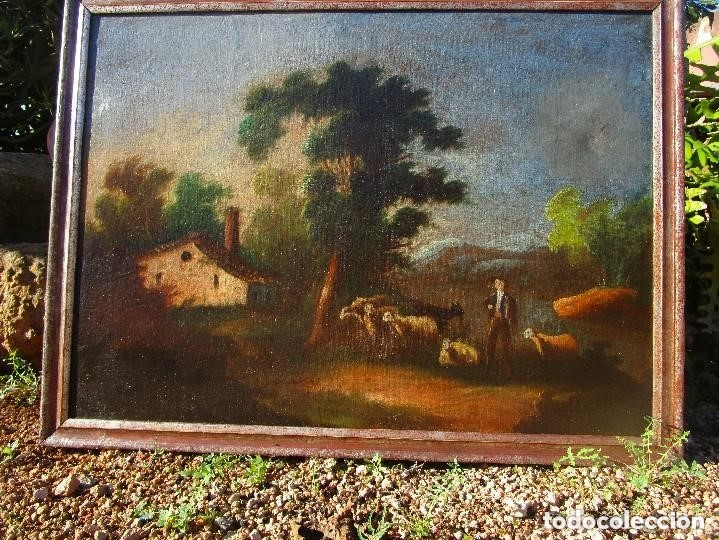 Arte: cuadro antiguo - Foto 2 - 182989661