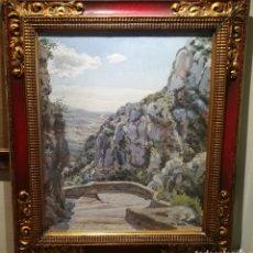 Arte: MONTSERRAT POR MIQUEL COSTA SEGURA (1902-82). Lote 183003178