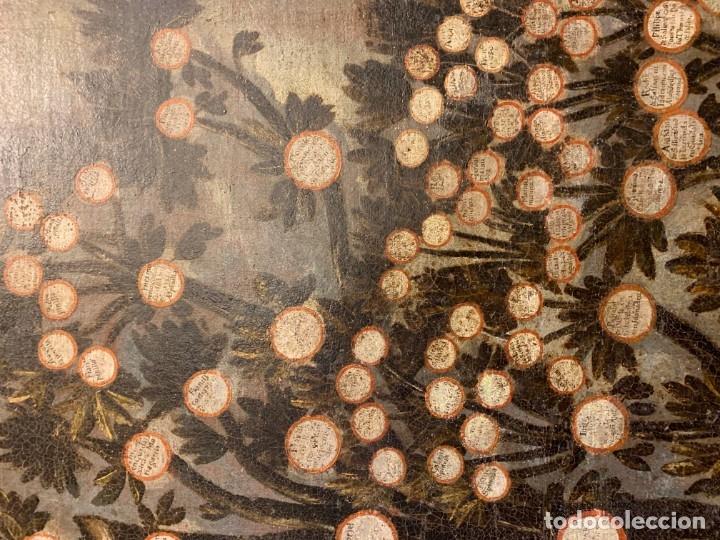 Arte: IMPRESIONANTE ARBOL GENEALOGICO DE FAMILIA NOBLE CASTELLANA, SIGLO XVI, guadalajara - Foto 27 - 183015737