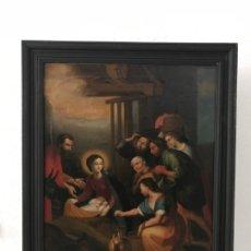 Arte: EXCEPCIONAL NATIVIDAD S. XVII, ESCUELA ITALIANA. Lote 183190078