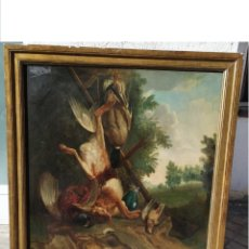 Arte: OLEO SOBRE TELA SIGLO XVIII BODEGON. Lote 183199545