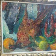 Arte: RAMON NADAL ÓLEO MALLORCA BALEARES. Lote 183252625