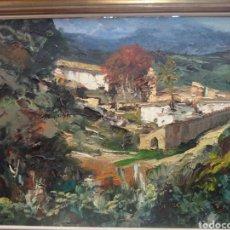 Arte: BERNARDI CELIA PAISAJE MALLORCA BALEARES. Lote 183263083