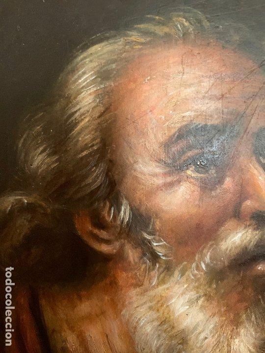 Arte: Pintura apóstol - Foto 2 - 183268870