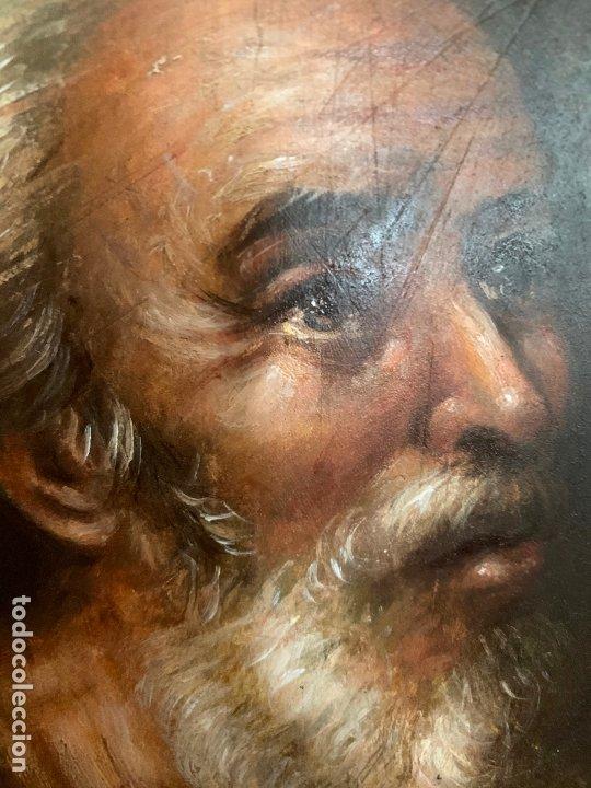 Arte: Pintura apóstol - Foto 3 - 183268870
