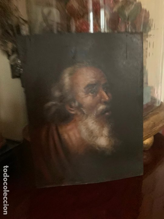 Arte: Pintura apóstol - Foto 6 - 183268870