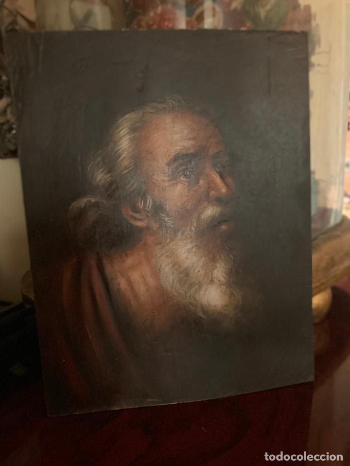 PINTURA APÓSTOL (Arte - Pintura - Pintura al Óleo Moderna siglo XIX)