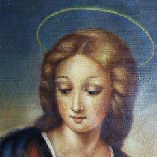 Arte: VIRGEN MARIA POR C. CORTADA. Lote 183315232