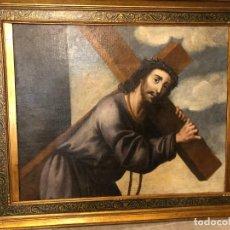 Arte: EXTRAORDINARIO NAZARENO ESC. SEVILLANA S. XVII. Lote 183405482
