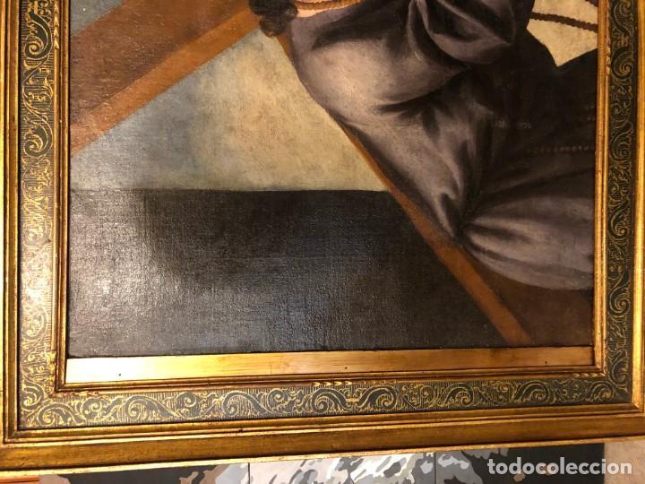 Arte: extraordinario nazareno esc. sevillana s. xvii - Foto 3 - 183405482