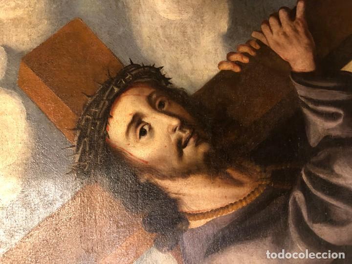 Arte: extraordinario nazareno esc. sevillana s. xvii - Foto 8 - 183405482