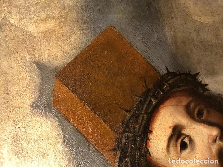 Arte: extraordinario nazareno esc. sevillana s. xvii - Foto 11 - 183405482