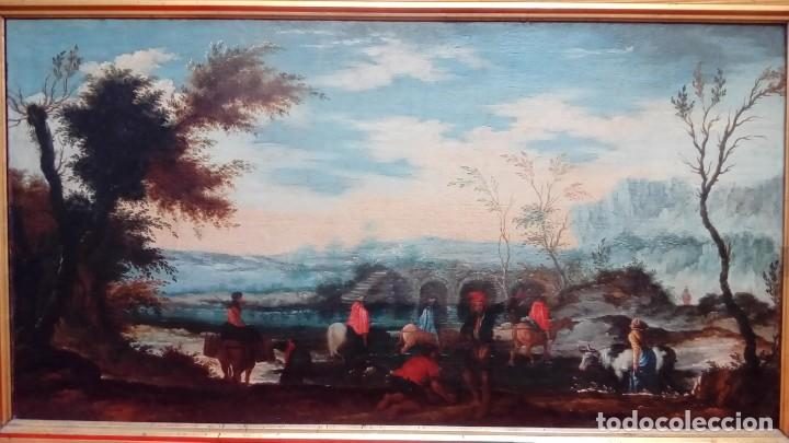 Arte: oleo sobre lienzo- - Foto 2 - 183503550