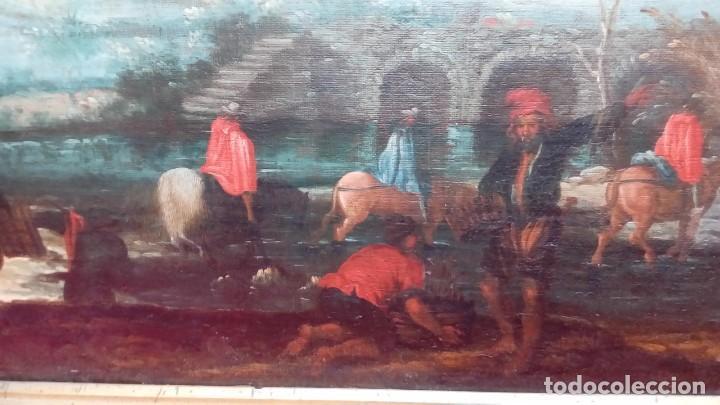 Arte: oleo sobre lienzo- - Foto 3 - 183503550
