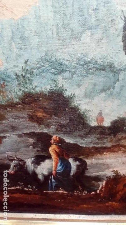 Arte: oleo sobre lienzo- - Foto 4 - 183503550