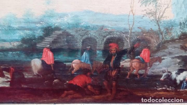 Arte: oleo sobre lienzo- - Foto 6 - 183503550