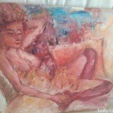 Arte: LA SENSUALIDA ORIGINAL. Lote 183568698