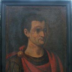 Arte: ESCUELA ITALIANA ESTILO RENACENTISTA RETRATO DE CICERON S. XVII. Lote 183626826