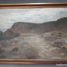Arte: PAISAJE DE J.J. GARATE.. Lote 183744723