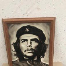 Arte: ÓLEO CHE GUEVARA. Lote 184101772