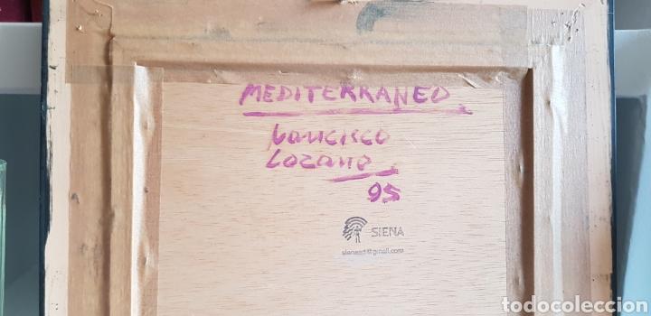 Arte: Mediterraneo, de Francisco Lozano Sanchis (1912-2000) - Foto 3 - 184532752