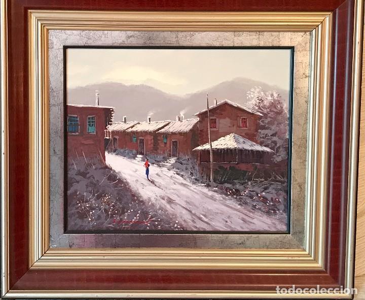 OTOÑO (Arte - Pintura - Pintura al Óleo Moderna sin fecha definida)