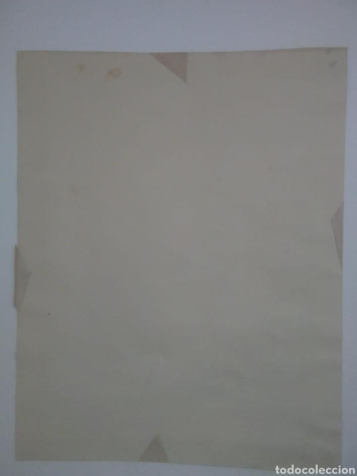 Arte: A. LAFUENTE ACUARELA MOTIVO FLORAL - Foto 4 - 185659637
