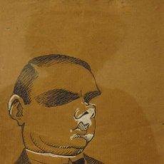 Arte: AUTORRETRATO DE FELIU ELIAS APA. Lote 185696287