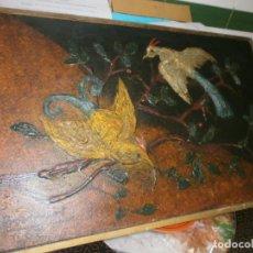 Arte: ANTONIO BISQUERT PÉREZ OLEO SOBRE TABLA MADERA PRENSADA FIRMADO Y FECHADO 67 MED 45,5 X 29 CMS.. Lote 185751028