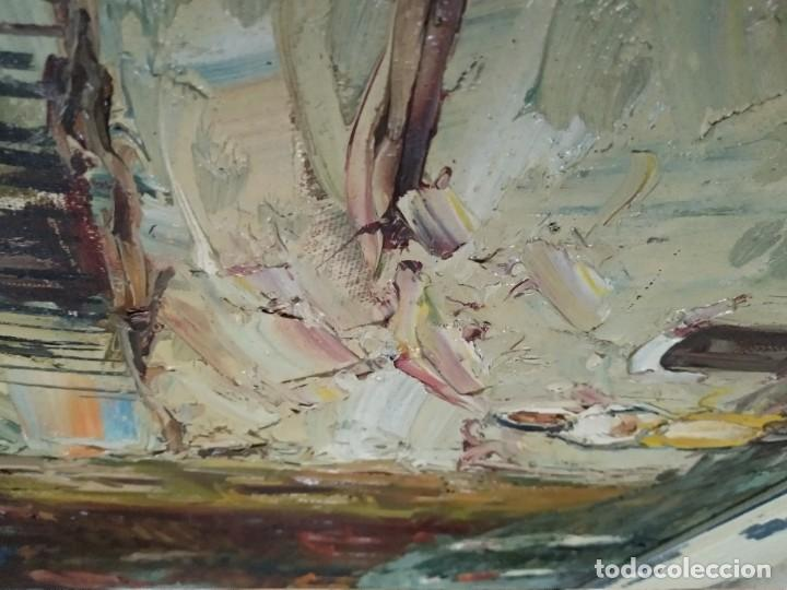 BALLESTER ÓLEO SOBRE LIENZO FIRMADO (Arte - Pintura - Pintura al Óleo Contemporánea )