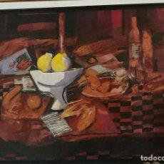 Arte: ÓLEO DE ÁNGEL HERNANSAEZ. Lote 161365313