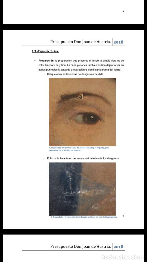Arte: Cuadro de don Juan de austria - Foto 2 - 185922700