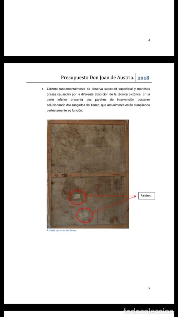 Arte: Cuadro de don Juan de austria - Foto 4 - 185922700