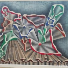 Arte: OLEO JAUME TURRO EL XAMECA. Lote 185966770
